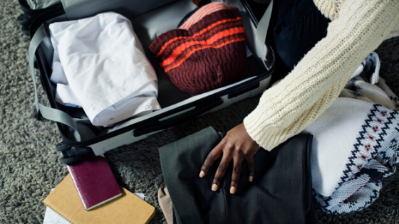 How Not to Pack for 8 Months Abroad