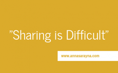 Sharing is Difficult
