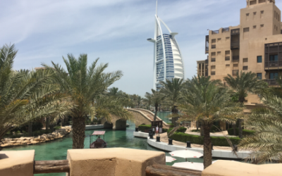 Visiting Dubai on a Jamaican Passport